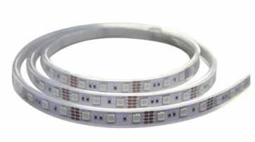 Ruban lumineux LED série Brightstrip plus SMD5050 gaine en silicone (5m) -1