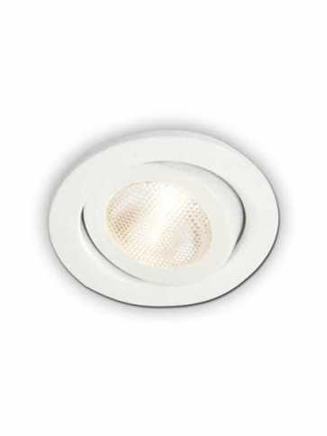 bazz series 500-140m recessed lights (x10 contractor pack) 500-140m
