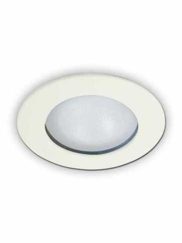 evolution led a2450s recessed light par20 matte white
