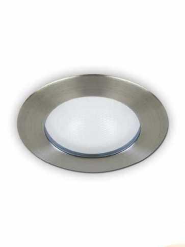 Contrast Lighting A2450S-13 Evolution LED Satin Nickel Light Trim (recessed_light_trim)