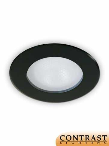 Contrast Lighting A2450S-02 Evolution LED Black Light Trim (recessed_light_trim)