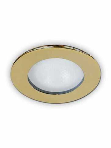 evolution led a2450s recessed light par20 gold plated 24k