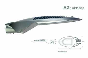 Lumenco Series A2 LED Streetlight 115W