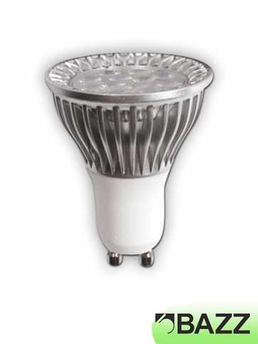bazz gu10 led 5w bulb gu10l5sm