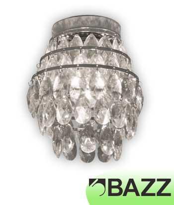 Bazz Glam Chrome Fixture Model 2 C13501CC