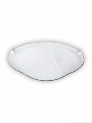 canarm flush mount 2 light white fixture ifm161211