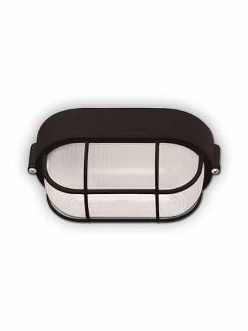 Canarm Outdoor 1 Light Black Fixture IOL16 BK (fixturewshade