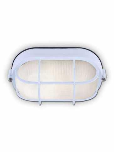 Canarm Outdoor 1 Light White Fixture IOL16 WH (fixturewshade)