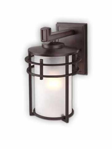canarm flex 1 light oil rubbed bronze wall light iol199orb
