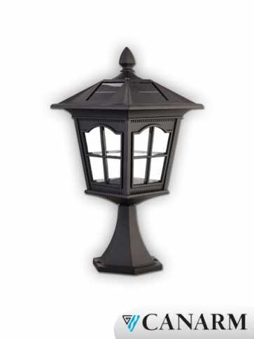canarm sl004bk outdoor solar light