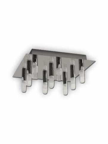 bazz lume chrome fixture model 1 cl09led
