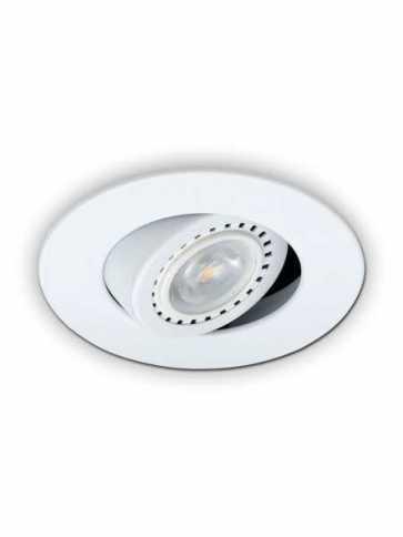 Contrast Lighting D2000-01 Evolution LED White Light Trim (recessed_light_trim)