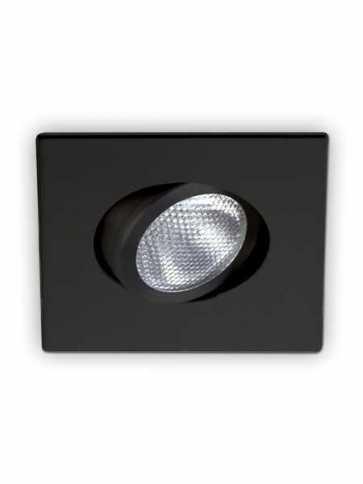 evolution led d2100 recessed light par20 architectural bronze