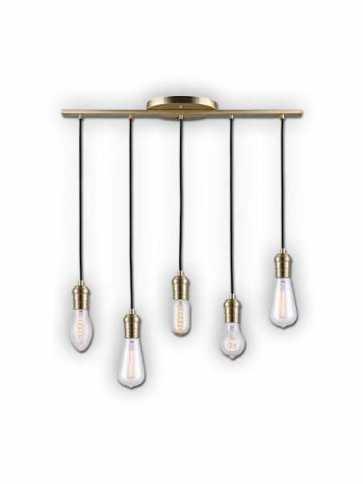karlie 5 lt cord chandelier ich348b05bs