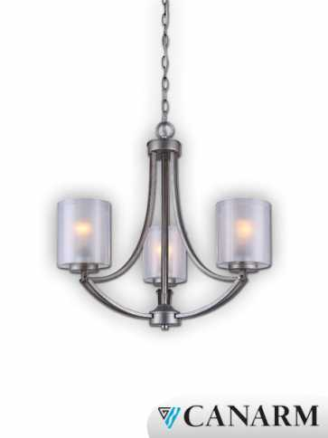 bay hg 3 lt chain chandelier ich575a03hg