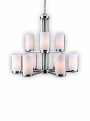 river bn 9 lt chain chandelier ich578a09bn