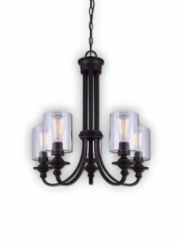 york 5 lt chain chandelier ich586a05orb