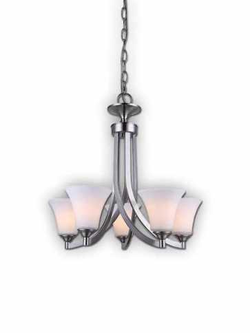 rue bn 5 lt chain chandelier ich587a05bn