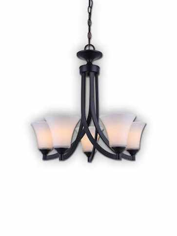 rue ra 5 lt chain chandelier ich587a05ra