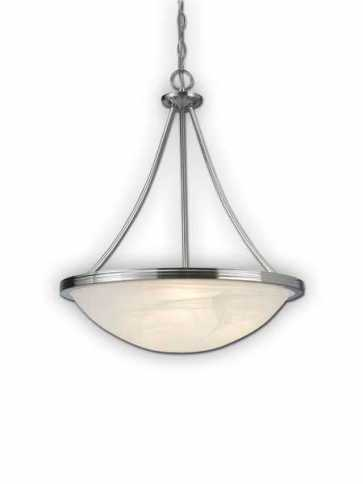 alabaster 3 lt chandelier model 2 ichan4118bn