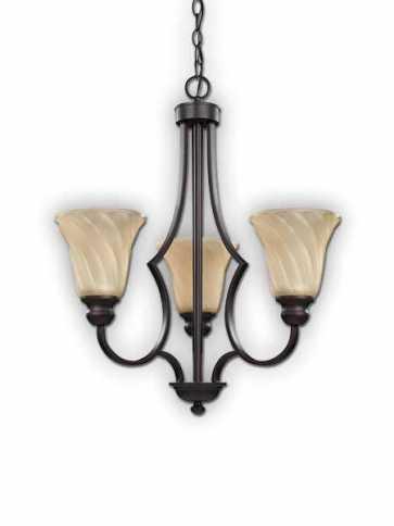 allyson 3 lt chandelier ichan919a03313