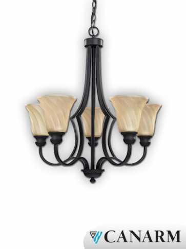 allyson 5 lt chandelier ichan919a05513