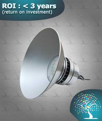 Lumenco Industrial LED Lamp Series FB 120W -1