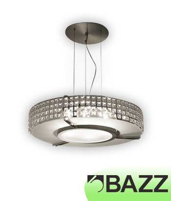 Bazz Glam Chrome Suspended Fixture Model 5 LU4019CC