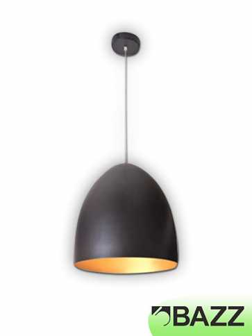 bazz loft black suspended fixture model 2 p14327bk