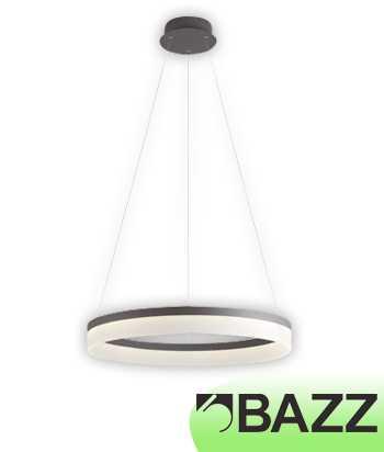 Bazz Orion Dark Grey Suspended Fixture Model 1 P14786BS