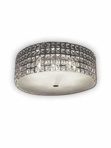 bazz glam chrome fixture model 5 pl3416on
