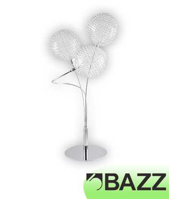 Bazz Lume Chrome Table Lamp T1403CH