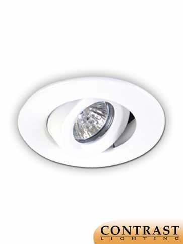 Contrast Lighting T2000-01 Evolution LED White Light Trim (recessed_light_trim)