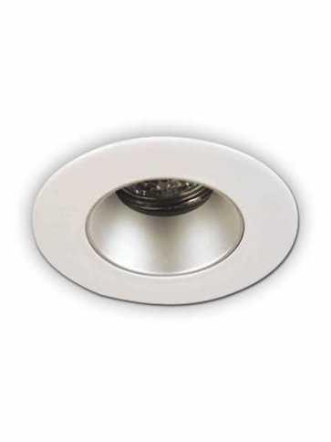 priori x3504 led recessed light gu10 white