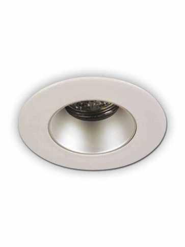 priori x3504 led recessed light gu10 matte white ic