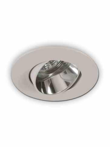 Contrast Lighting X3508-11 Priori Matte White Light Trim (recessed_light_trim)