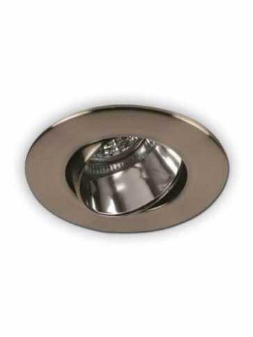 Contrast Lighting X3508-13 Priori Satin Nickel Light Trim (recessed_light_trim)