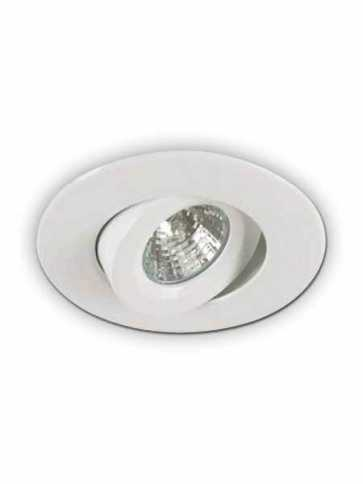 Contrast Lighting X4001-01 Priori White Light Trim (recessed_light_trim)