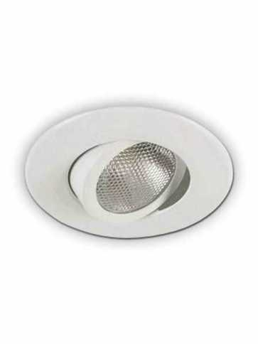 Contrast Lighting X4004-01 Priori White Light Trim (recessed_light_trim)