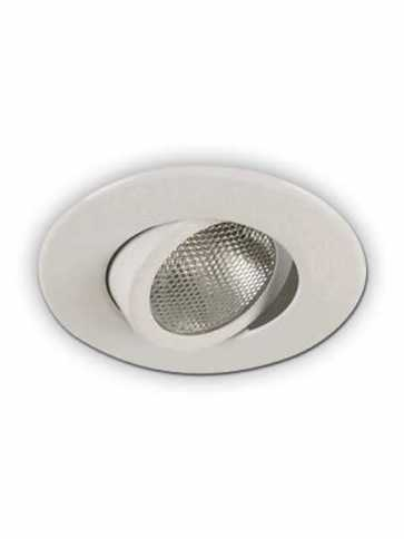 priori x4004 led recessed light par20 matte white