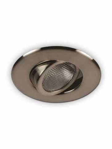 Contrast Lighting X4004-13 Priori Satin Nickel Light Trim (recessed_light_trim)