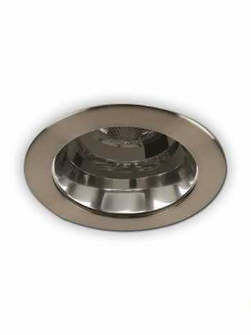priori x4005 led recessed light par20 satin nickel