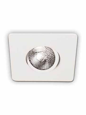 Contrast Lighting X4011-01 Priori White Light Trim (recessed_light_trim)
