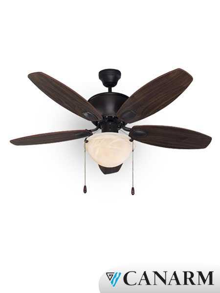 Canarm Carla Series 42 Quot Ceiling Fan Oil Rubbed Bronze