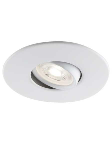 Bazz flex low profile 7w led recessed light matte white 310atlaw bazz flex low profile 7w led recessed light matte white 310atlaw aloadofball Choice Image