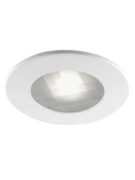Bazz lednax series 7w led recessed light white 330law for Number of recessed lights per room
