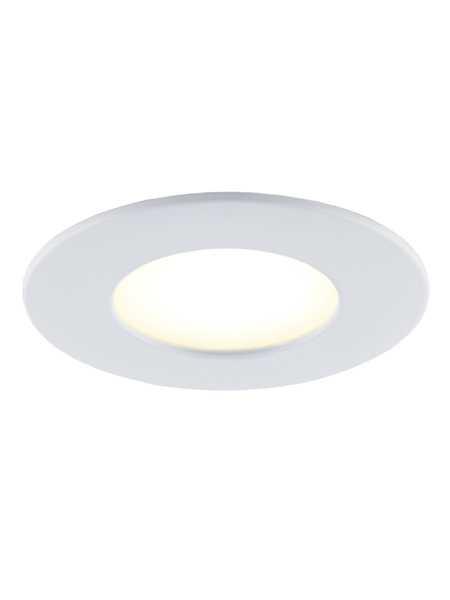 Low Profile Led Recessed Lighting Magnificent Bazz Ledslim LowProfile 60W LED Recessed Light White SLMRD60W