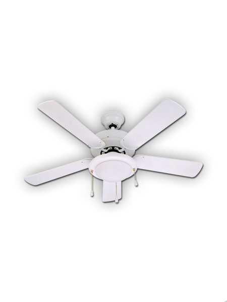 Canarm Eclipse Series 42 U0026quot  Ceiling Fan White Cf9042511s
