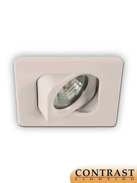 Priori X3502 LED Recessed Light GU10 Matte White IC