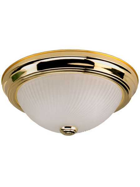 Canarm ifm213 bp 2 light polished brass ceiling light bestledz polished brass ceiling light zoom mozeypictures
